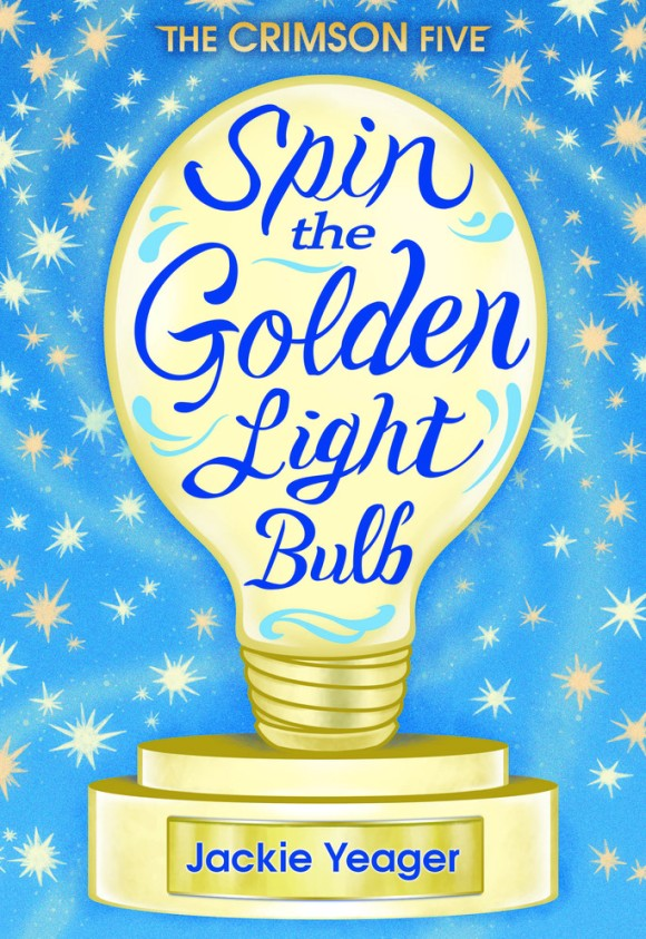Cover- Spin the Golden Light Bulb