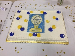 Launch Party- Cake