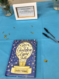 Launch Party- Guest Book