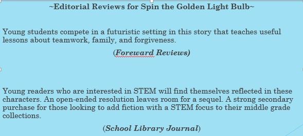 Editorial Reviews- STGLB