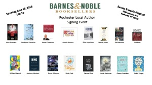 Barnes and Noble Flyer