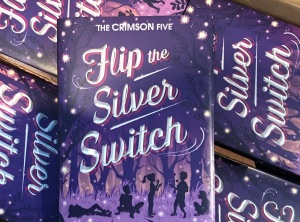 Flip the Silver Switch Author Copies