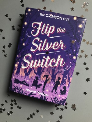 Flip the Silver Switch Book Release